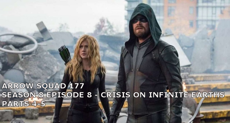 AS 177 – S08E00 – Crisis on Infinite Earths – Parts 4-5