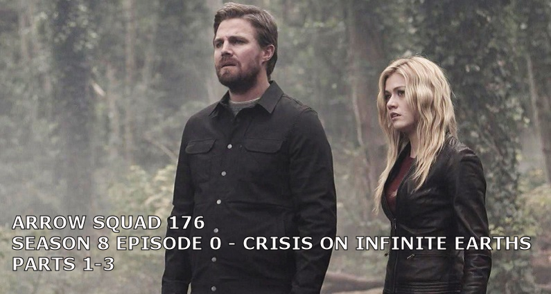 AS 176 – S08E00 – Crisis on Infinite Earths – Parts 1-3