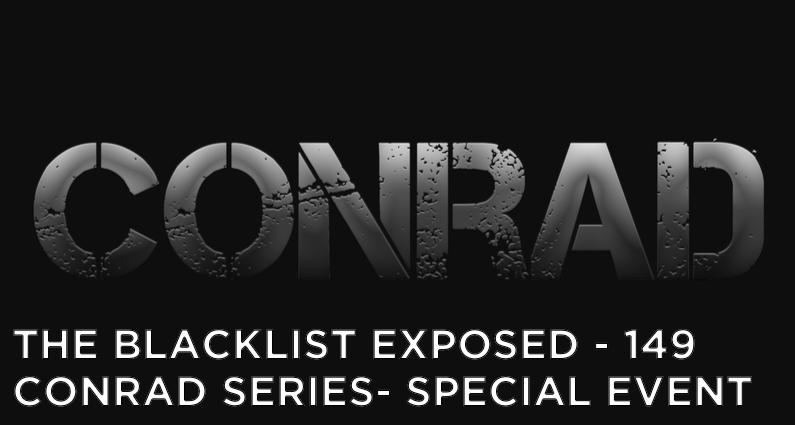 BLE149 – Conrad Series Pilot Chicago Premiere