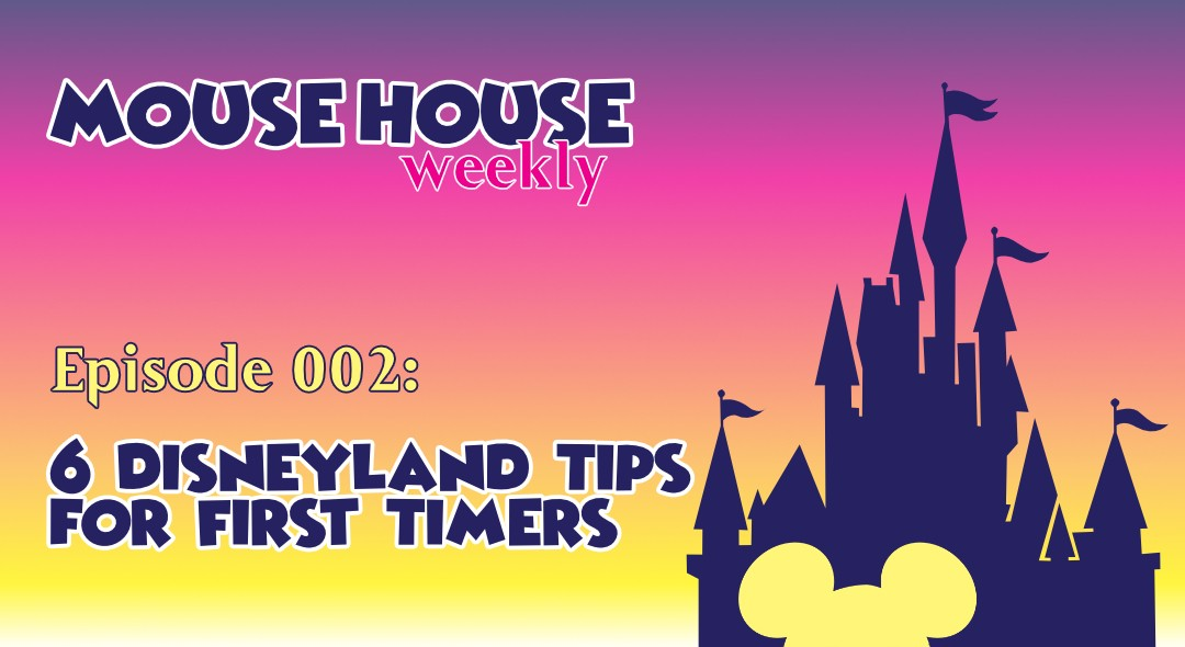 6 Disneyland Tips for First Timers