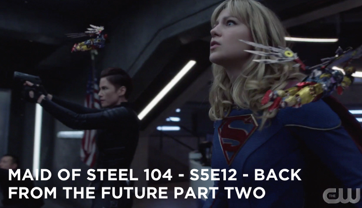 MOS 104 – S5E12 – Back From The Future Part Two