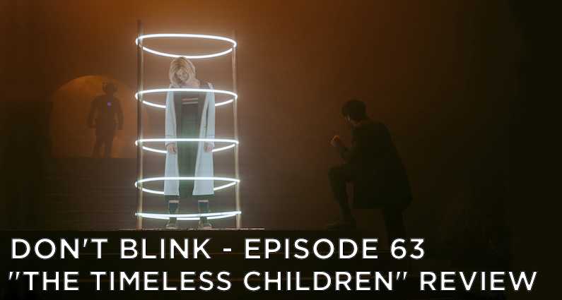 DB 63 – S12E10 – The Timeless Children