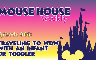 Traveling to WDW with an Infant or Toddler