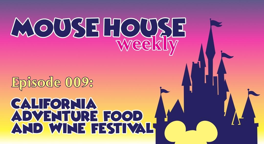 California Adventure Food and Wine Festival