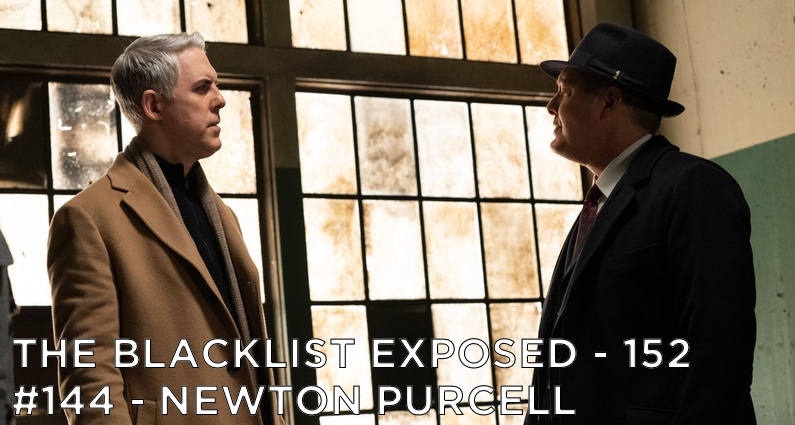 BLE152 – S7E13 – #144 Newton Purcell