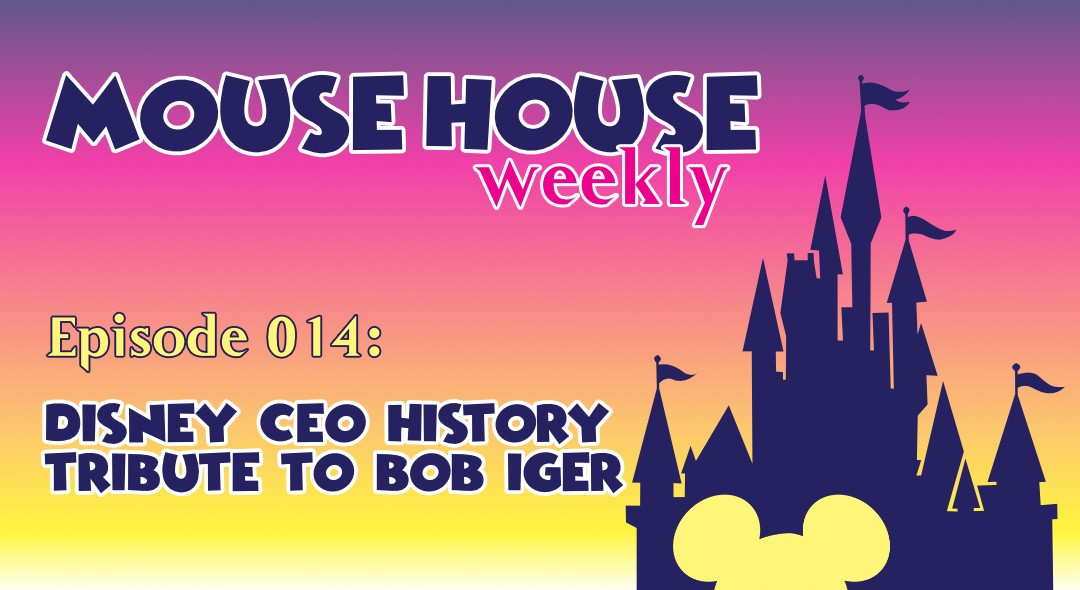 Disney CEO History, Tribute to Bob Iger