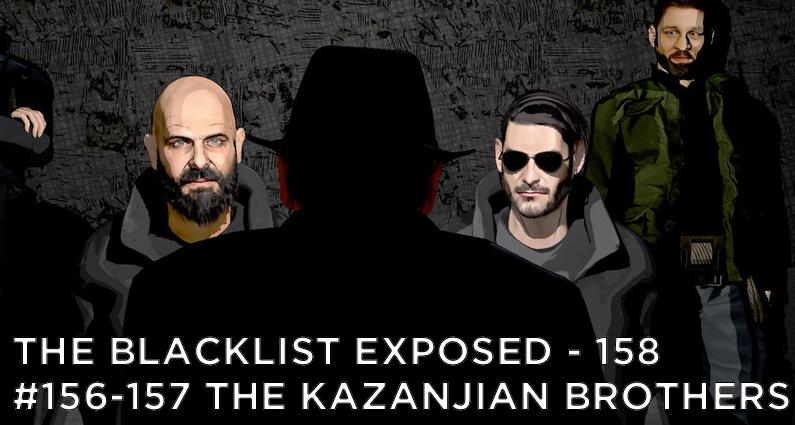 BLE158 – S7E19 – #156-157 The Kazanjian Brothers