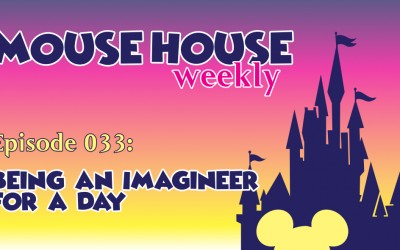 Being an Imagineer for a Day