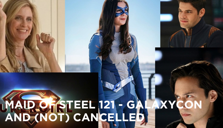MOS 121 GalaxyCon and (Not) Cancelled