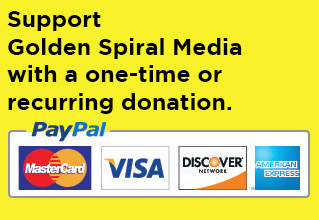 Support Golden Spiral Media