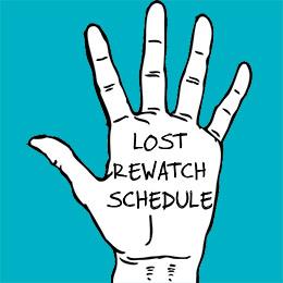 Lost Podcast Rewatch Schedule