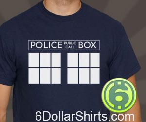 6 Dollar Shirts