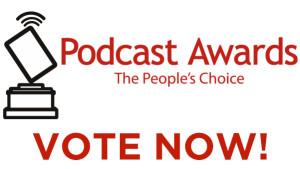 Podcast Awards Vote, Tom Keen