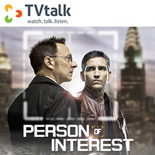 TV Talk Person of Interest