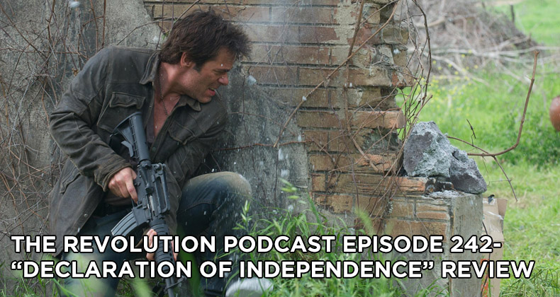 TRP 242-The Revolution Podcast Episode 242-Declaration of Independence Review