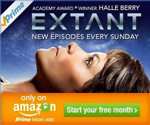 Watch Extant on Amazon Prime