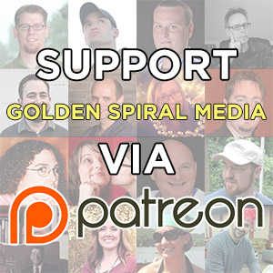 Support Golden Spiral Media on Patron