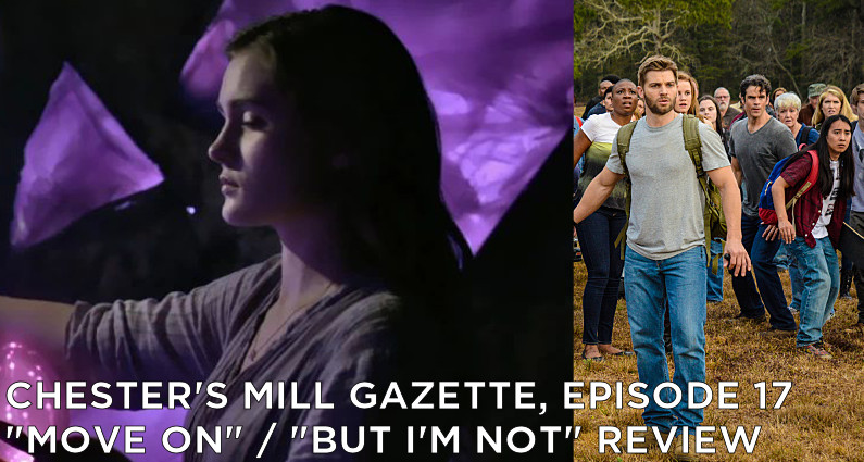 CMG17 – S3E0102 – Chester's Mill Emerges as Egg is Eradicated