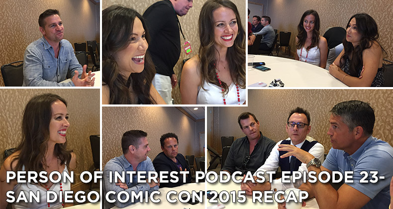 POI23 – San Diego 2015 POI Press Room and Recap