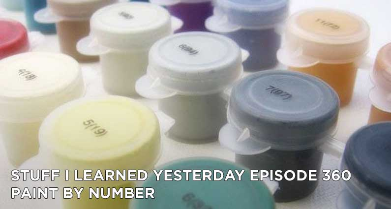 SILY Episode 360- Paint By Number