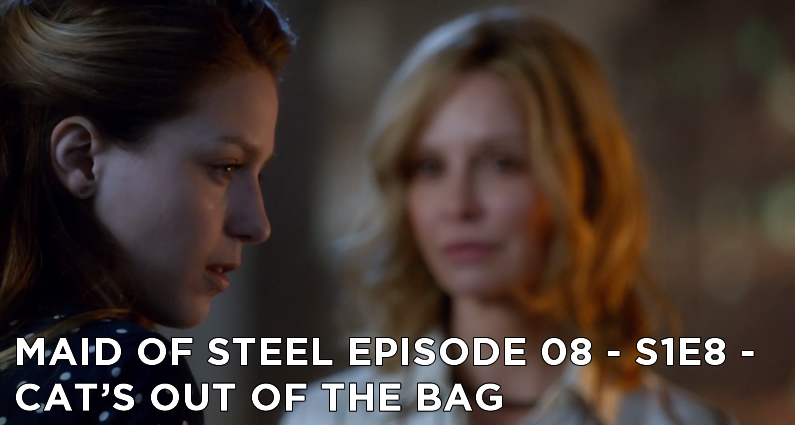 MOS 08 – S1E08 – Cat's Out Of The Bag