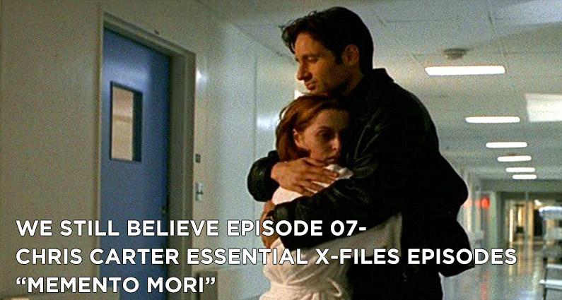 "WSB 07- X-Files S4E14 ""Memento Mori"""