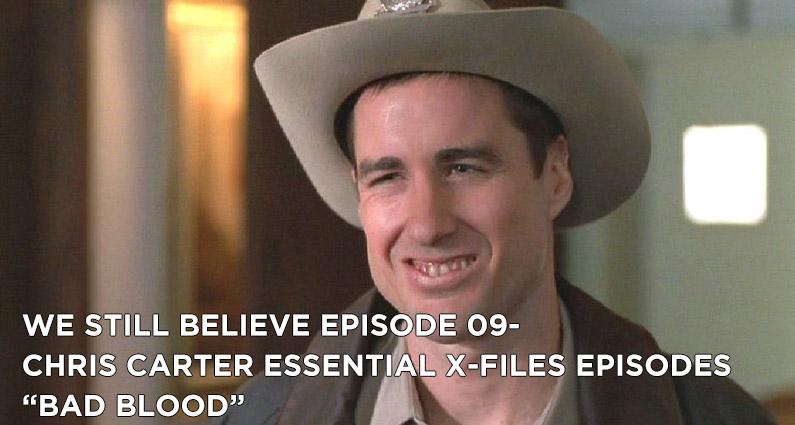 "WSB 09-The X-Files S5E12 ""Bad Blood"""