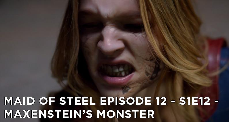 MOS 12 – S1E12 – Maxenstein's Monster