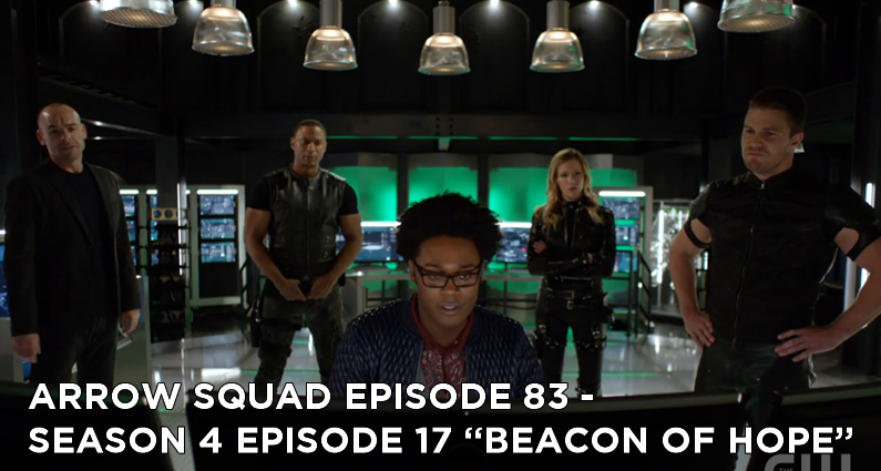 AS 83 – S4E17 – Beacon Of Hope Review