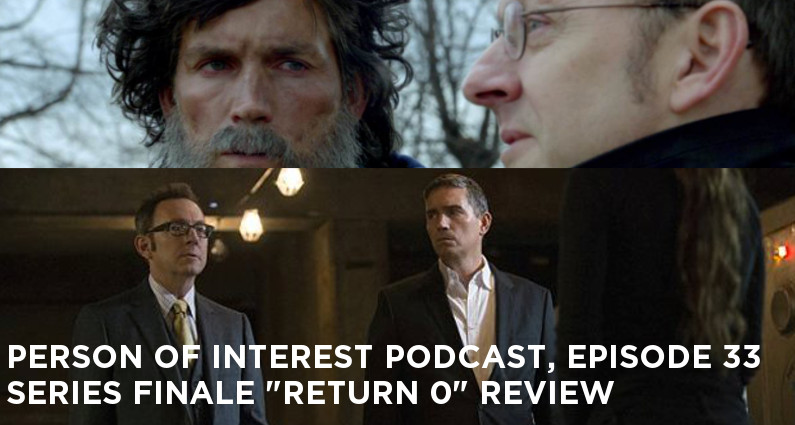 POI32 – S5E13 – Return a Hero