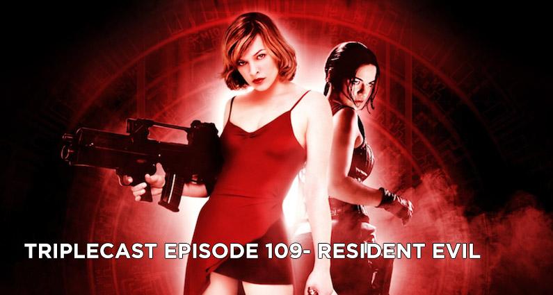 TC109- Resident Evil
