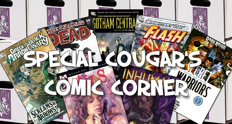 Maid of Steel 24 BONUS – Cougar's Comics Corner