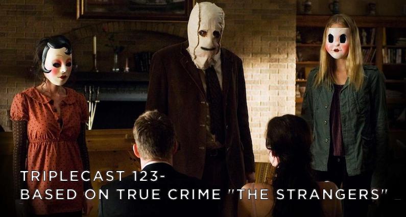 TC123 - Based On True Crime The Strangers - Cover Art