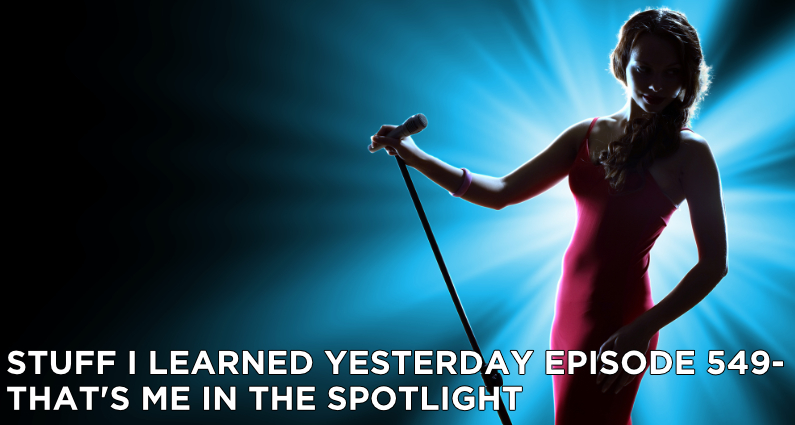 SILY Episode 549- That's Me in Spotlight