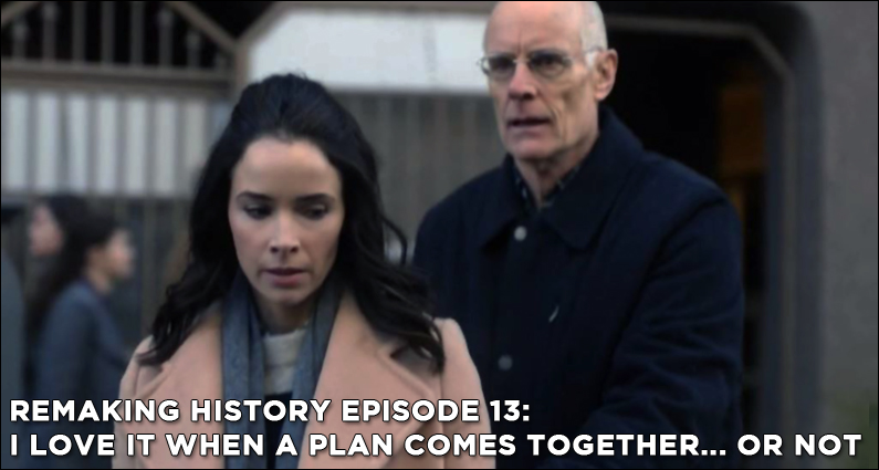 RM13 – S1E13 – I Love It When a Plan Comes Together… or Not