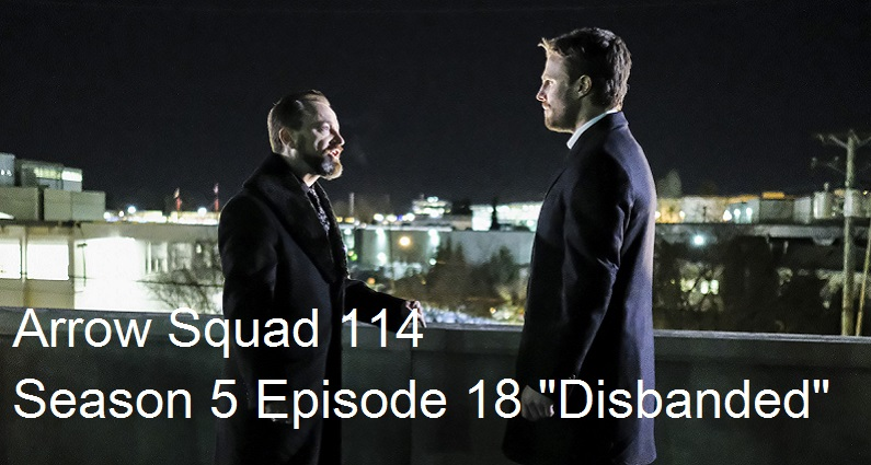 AS 114 – S5E18 –  Disbanded