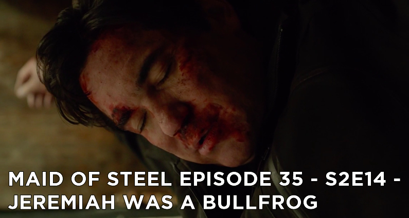 MOS 35 – S2E14 – Jeremiah Was a Bullfrog