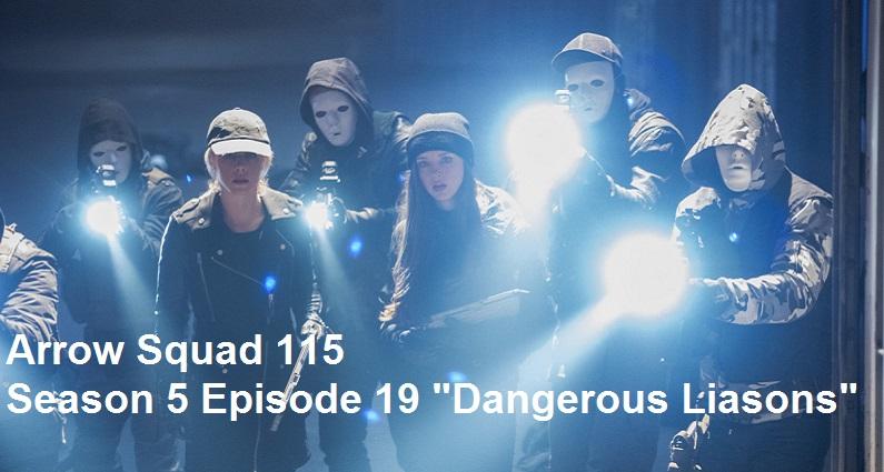 AS 115 – S5E19 – Dangerous Liasons
