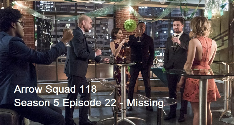 AS 118 – S5E22 – Missing