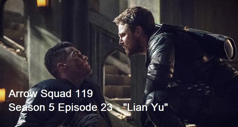 AS 119 – S5E23 – Lian Yu