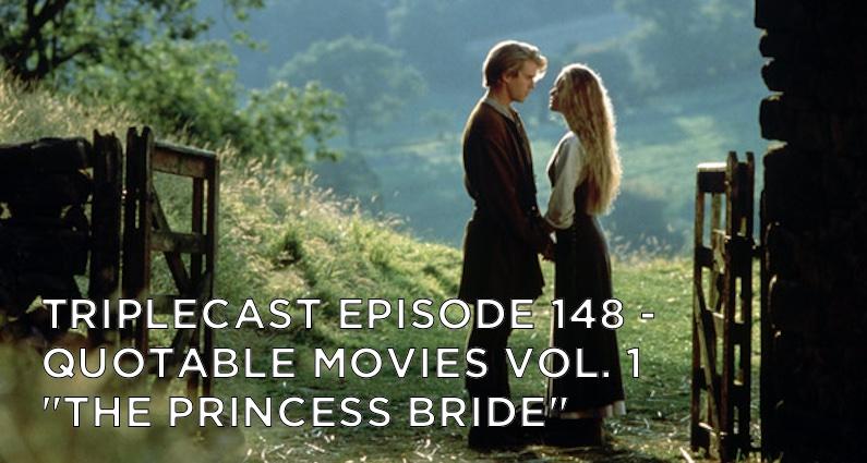 TC148 - Princess Bride - Cover Art