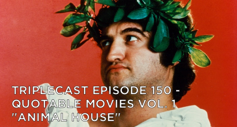 TC150 - Animal House - Cover Art