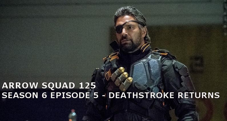 AS 125 – S06E05 – Deathstroke Returns