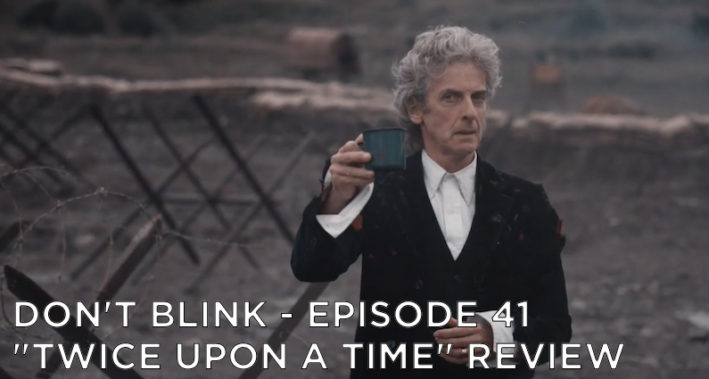 DB 41 – S10E13 Twice Upon A Time