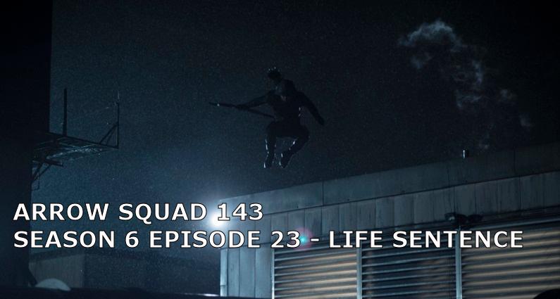 AS 143 – S06E23 – Life Sentence