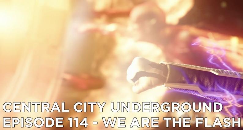 CCU 114 – S4E23 – We Are The Flash