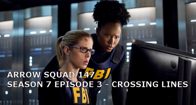 AS 147 – S07E03 – Crossing Lines