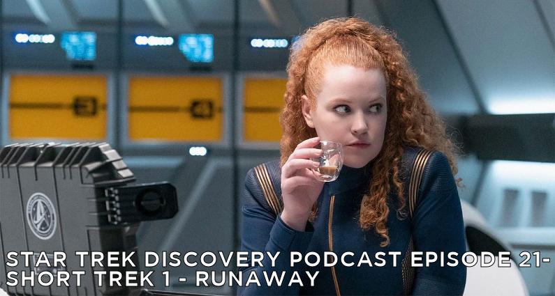 STDP 021 – Short Treks Episode 1 – Runaway
