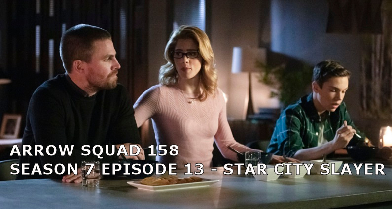 AS 158 – S07E13 – Star City Slayer