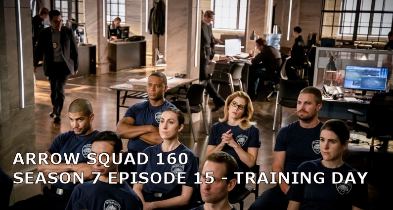AS 160 – S07E15 – Training Day
